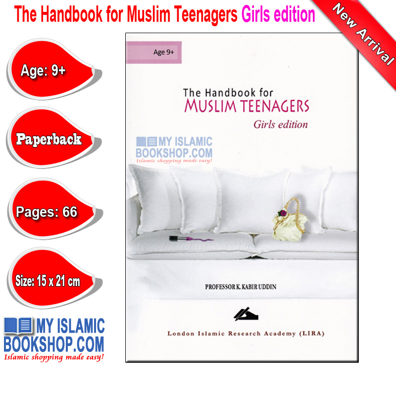 The Handbook for Muslim Teenagers Girls edition
