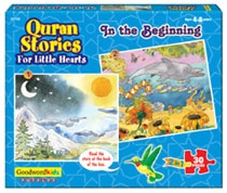 In the Beginning (Box of six puzzles)