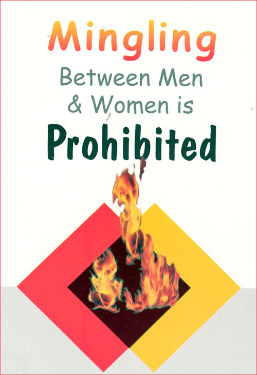 Mingling Between Men and Women is Prohibited_copy
