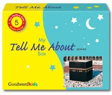 """My """"Tell Me About"""" Box (Gift box of five """"Tell Me"""" Hardbound Books)"""