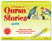 A Treasury of Quran Stories Gift Box -9