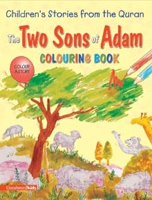 The Two Sons of Adam (Colouring Book)