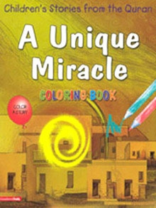 A Unique Miracle (Colouring Book)