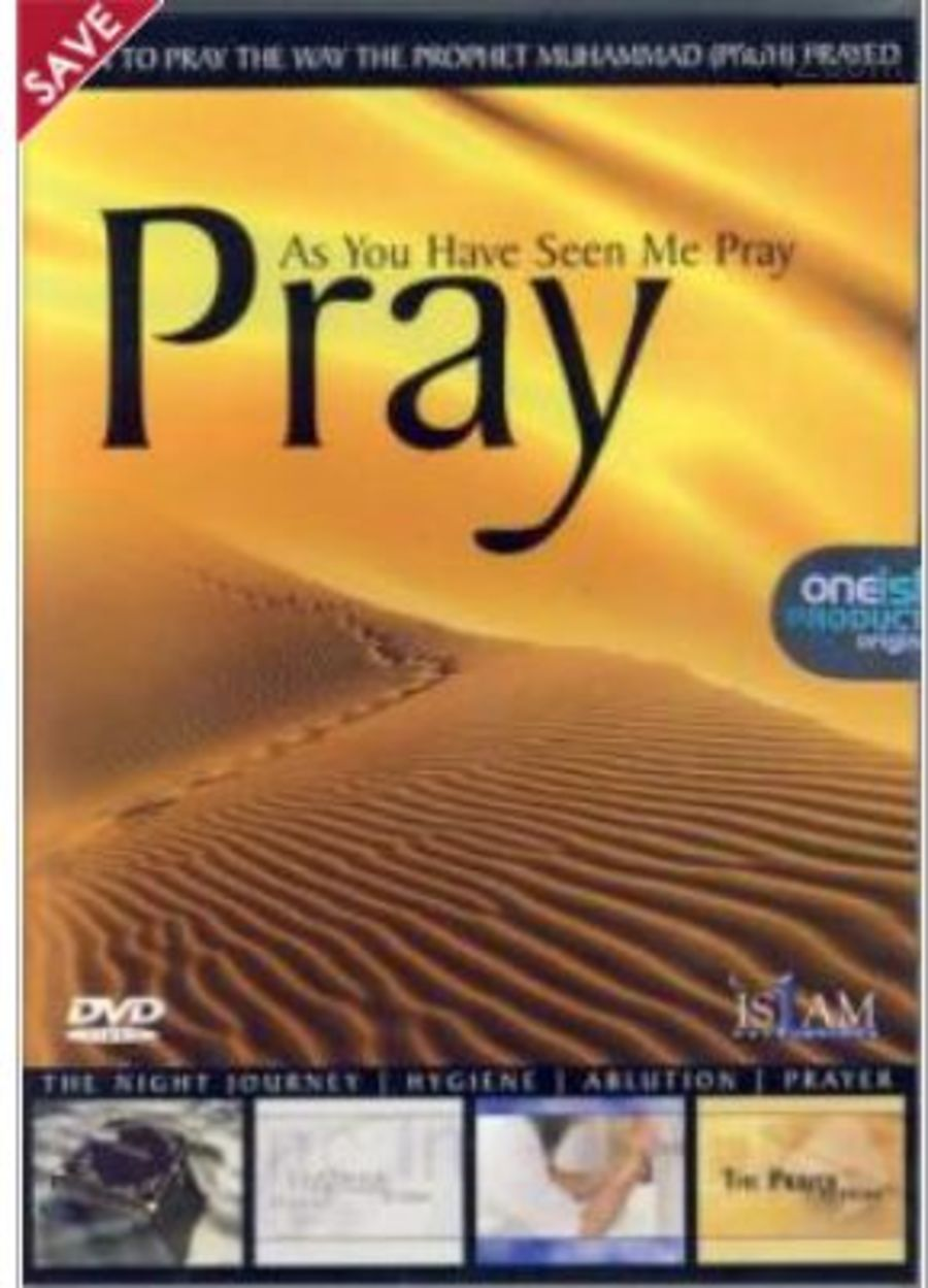 Pray as you see me (DVD)