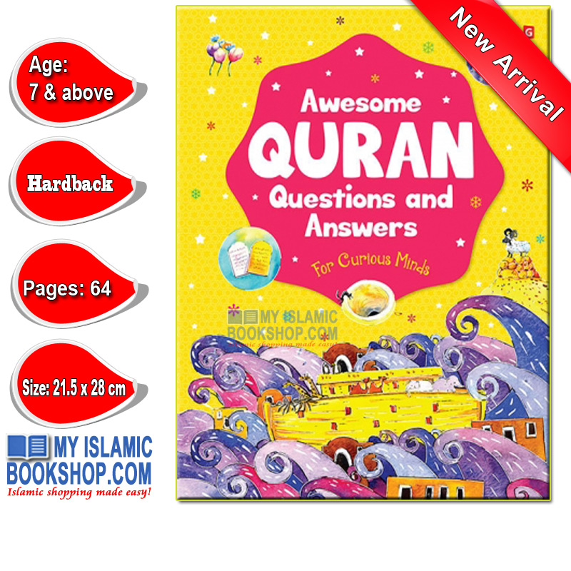 Awesome Quran Questions and Asnwers (HB)
