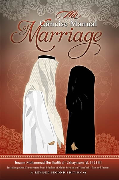 The Concise Manual of Marriage_copy
