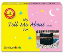 "My ""Tell Me About"" Gift Box (Gift box of five ""Tell Me"" Paperback Books)"