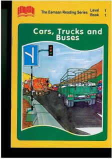 Book One - Cars Truck and Buses