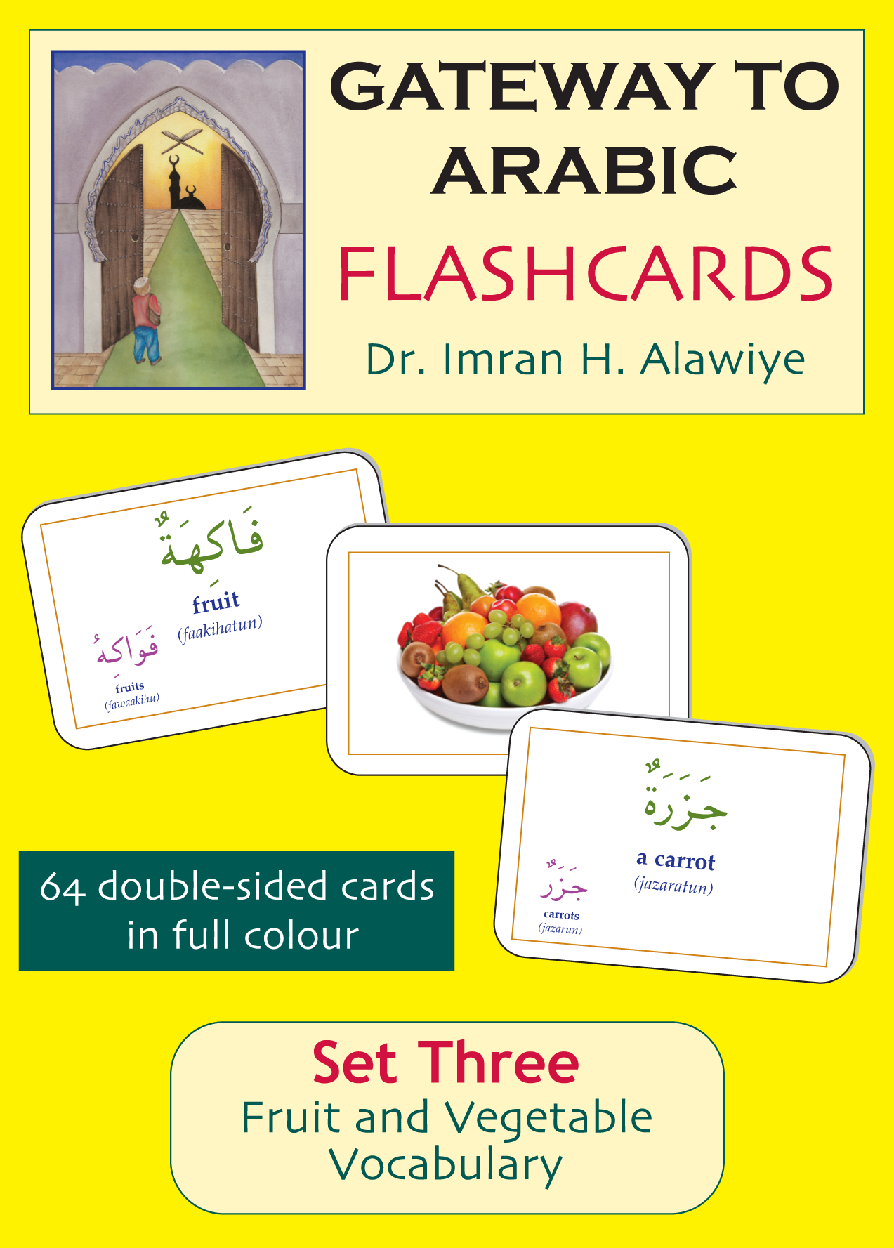 Gateway to Arabic Flashcards Set 3