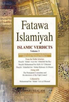 Fatawa Islamiyah Vol-3 by a Committee of Noble Scholars