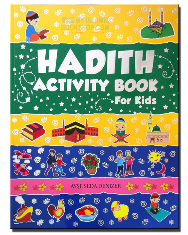 Hadith Activity Book for Kids