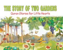 The Story of Two Gardens(PB)