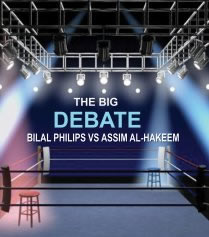 THE BIG DEBATE LIVE