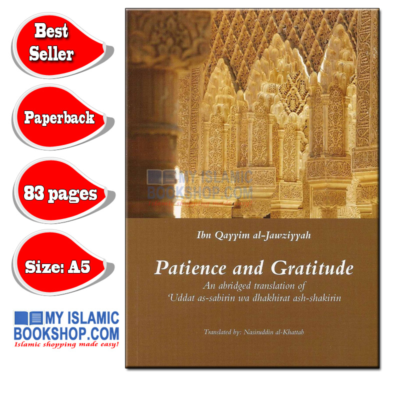 Patience and Gratitude by Ibn Qayyim Al-Jawziyyah
