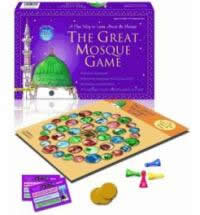 THE GREAT MOSQUE GAME BY SANIYASNAIN KHAN