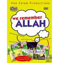 WE REMEMBER ALLAH DVD BY 1 ISLAM PRODUCTION