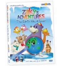 ZAKYS ADVENTURES THE EARTH HAS A FEVER