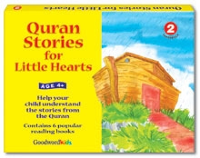 Quran Stories for Little Hearts Gift Box-2