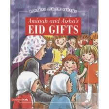 Aminah and Aisha's Eid Gifts by Goodword