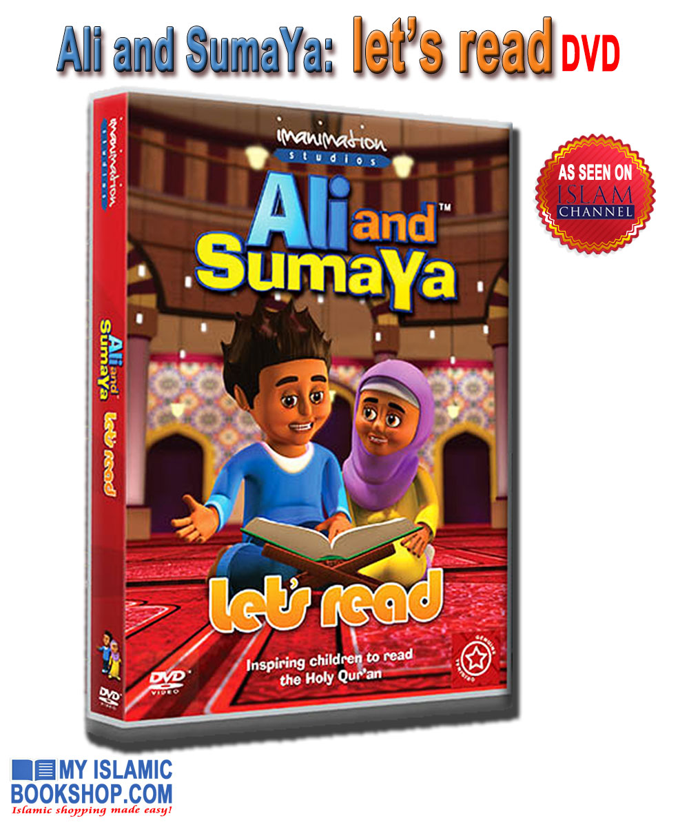 Ali and Sumaya:Let's read DVD