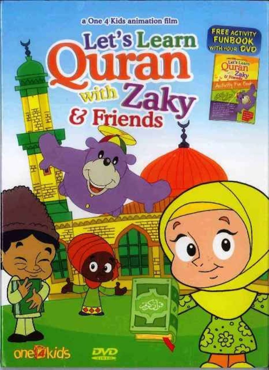 Let's Learn Quran With Zaky and Friends