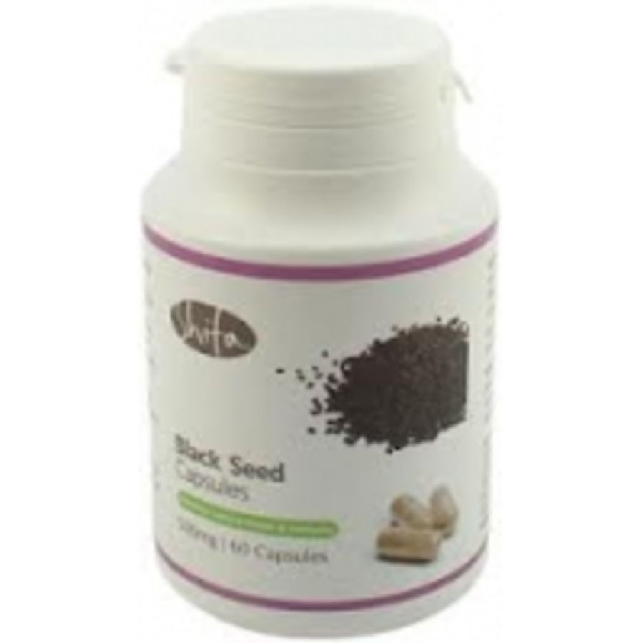 Shifa Black Seed Capsules 100% pure Maintains A Healthy Immune System