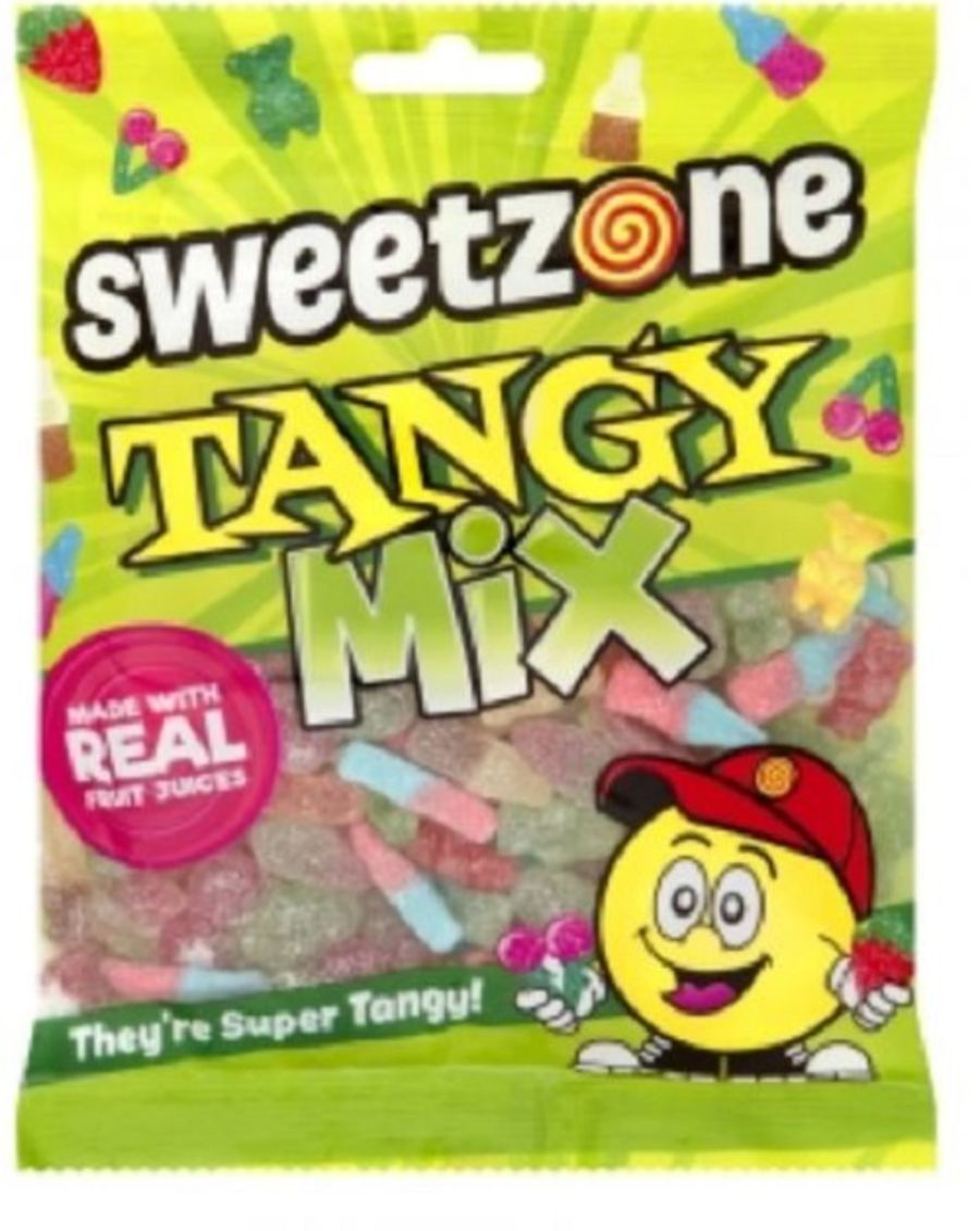 SweetZone 100% Halal Tangy Mix Bag 180g