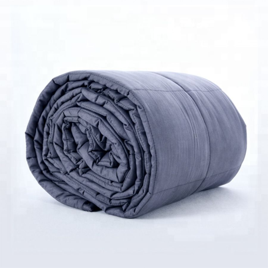 Weighted Blanket in Grey - 7kg