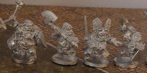 Dwarf Warband
