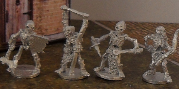 Skeleton Warband
