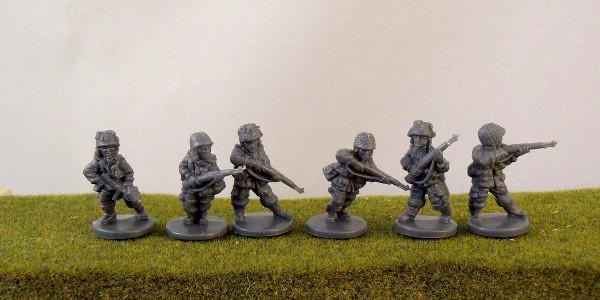 US Paratrooper Squad 1