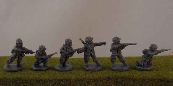 US Paratrooper Squad 2