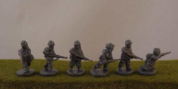 US Paratrooper Squad 3