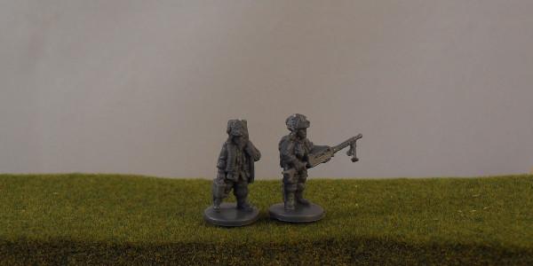 US Paratrooper Machinegun Squad 2