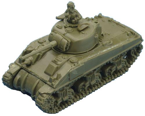 British Sherman V/Firefly VC tank