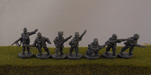 German Grenadier Squad 2