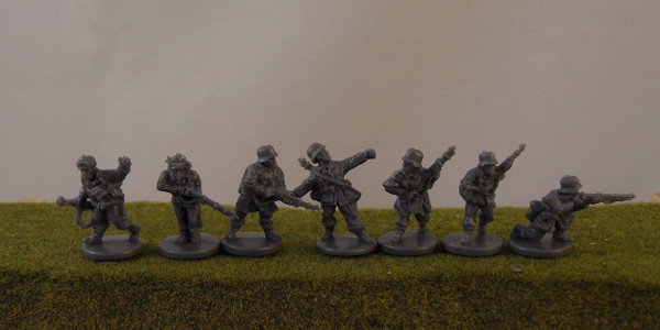 German Grenadier Squad 3