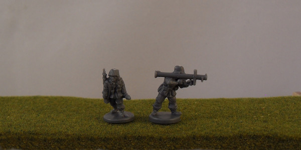 German Grenadier Panzerschrek Team