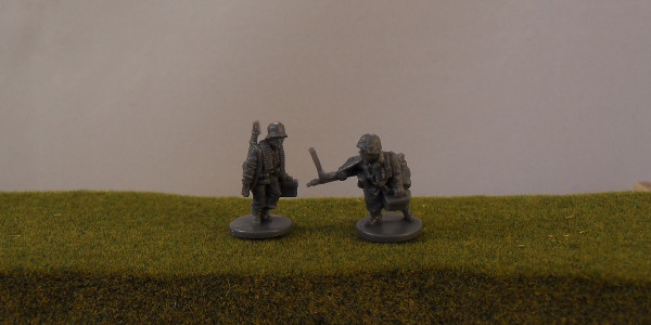 German Grenadier Machinegun Team 3