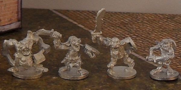 Goblin Rabble