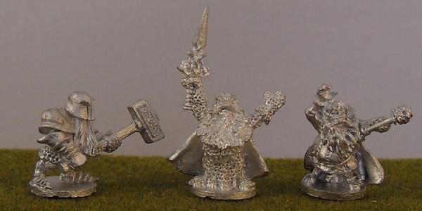 Dwarven Priests