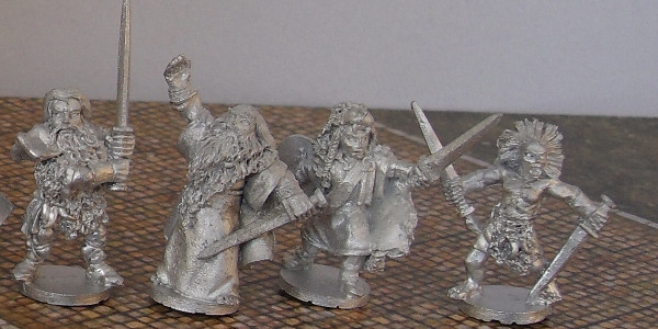 Barbarian Warband