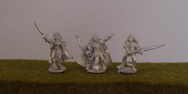 Elven Heroes