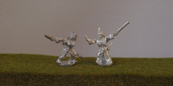 Dark Elf Magicians #1