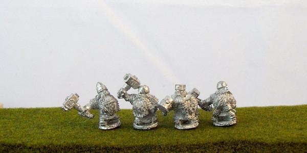 Dwarf Hammermen