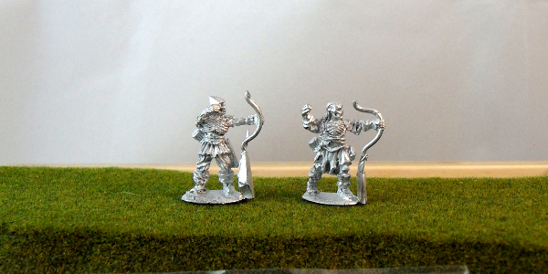 Skeleton Armoured Archers