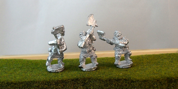 Orcs with 2-handed Axe