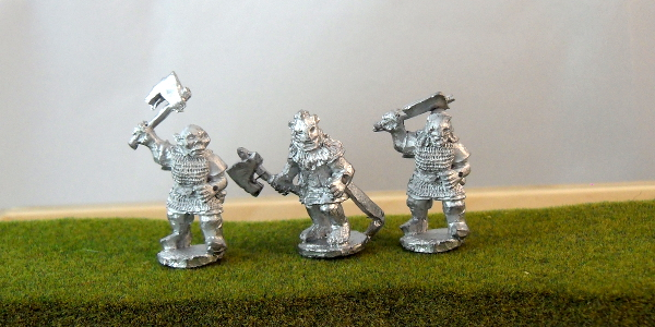 Orcs with Axe and Shield