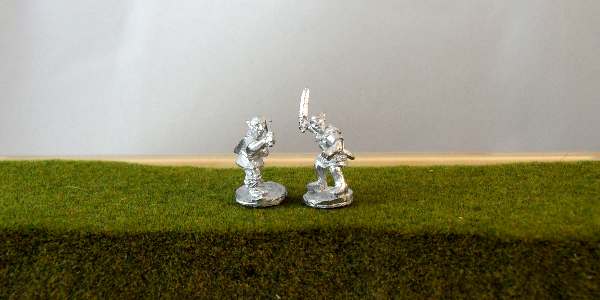 Goblins with Sword and Shield x 2