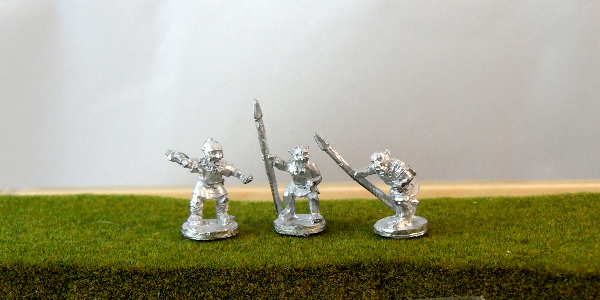 Goblins with Spear and Shield